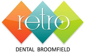 Retro Dental Broomfield Logo